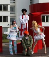 Ayacon 2011 Panty and Stocking by Mangamad