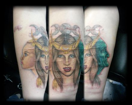 Pagan by state-of-art-tattoo