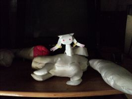 Kyubey Dismantled But... by MissNellie