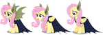 Flutterbat Costume - Profiles by 8-Notes