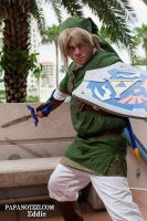 Hero of Time by Starkiller-Cosplay