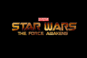 STAR WARS: THE FORCE AWAKENS - GotG LOGO by MrSteiners