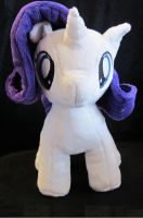 Filly Rarity by The-Night-Craft