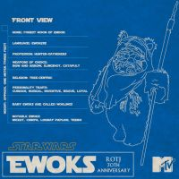 Ewok Blueprint by maxevry