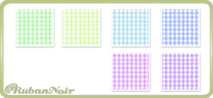 Cold Small Checks Pattern by Lady-Himiko