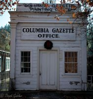 Columbia Gazette by StephGabler