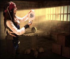 Elo Sparrow, jail by elodie50a