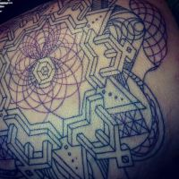 Sacred Geometry by Benjamin Otero by needtobleed