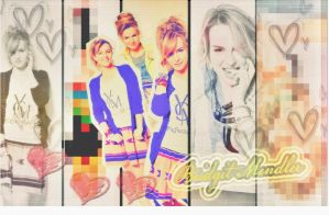 Bridgit Mendler Blend by Facuu335