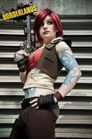 Borderlands - Lilith by WindoftheStars