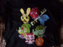 My Other Happy Tree Friends Shirt by CARTOONGUY17