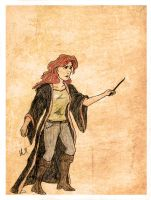 The Lioness of Gryffindor by RedHandedJill44