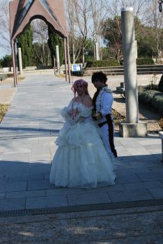 Suzaku and Euphemia 01 by BlazeHikari