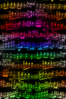 A Rainbow of Sounds II by Stereofidelica