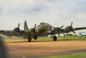 Memphis Belle or Sally B by hanimal60