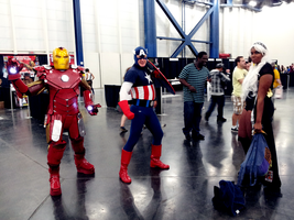 Comicpalooza 2012 - Avengers by Imperius-Rex