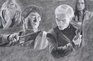 Harry Potter Competition by ElocinImages