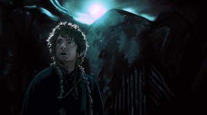 Bilbo Baggins - Moonlight Fear by Amolitacia