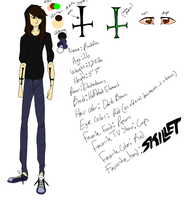 Rockfire Sunny Day In Hell Reference Sheet by Rockfire1022