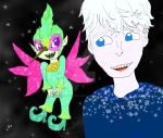 Jack Frost and His Fairy by GabyCoutino