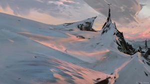 Alps by rossdraws