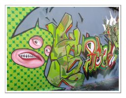 Graffiti IV by moonstomp