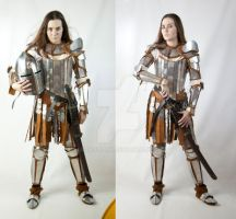 Armour set 9 by magikstock