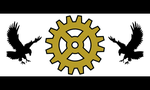 Prussian steampunk flag by Arminius1871