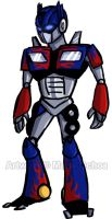 Simplified Optimus by agra19
