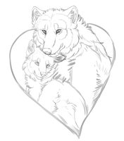 A Parent's Love -sold- by Spazdoodle