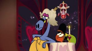 The Date (Wander Over Yonder 1001 Animations) by SilverEagle91
