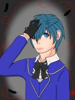 Ciel Phantomhive by handcuffs4ever