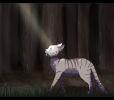 Jayfeather by h0lich