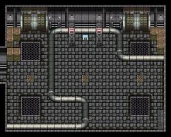 RPG Maker2k - Abadoned Factory 25 by Icedragon300
