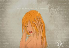 Save me from loneliness, I beseech... by CHiZuRu1