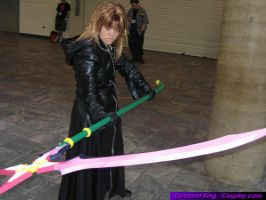 Cosplay: Marluxia by BlackKrogoth