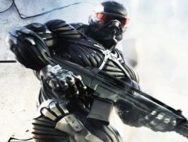 Crysis 2 Nomad by 1zomg-a-peanut1