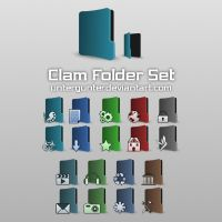 Clam Folder Set by Untergunter
