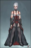 Izel - Gown by HecM