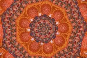 Batik Orange by funygirl38