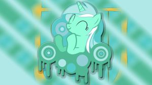 Wallpaper Its Lyra by Barrfind