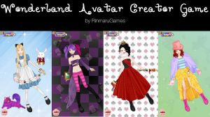 Wonderland Avatar Creator by Rinmaru