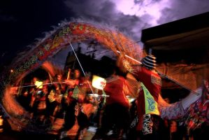 liong attractions by miduntramp