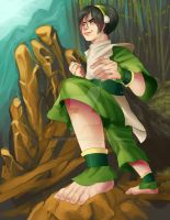 Toph by midnazora