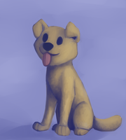 Guyna Puppy by BananaFlavoredShroom