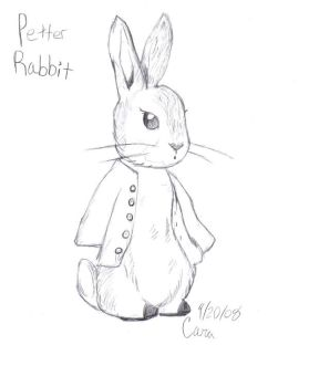 Petter Rabbit by Miss-FireStar