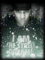 Young Jeezy  colorfied by Prim3gfx