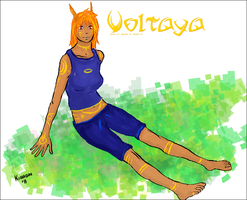 Voltaya - Looking for RP! by LadyKinadai