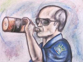Officer Jim Lahey by JuliaDawson