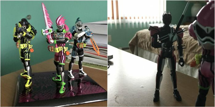 Ex-Aid Riders vs. Decade by SentaiFive